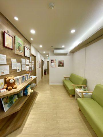 台北心理諮商 候診室